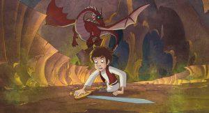 Kinderkino: Der kleine Ritter Trenk