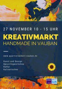 Kreativmarkt @ Haus 037 Saal 1. OG